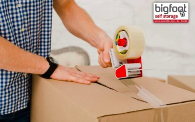 Packaging materials for storing items