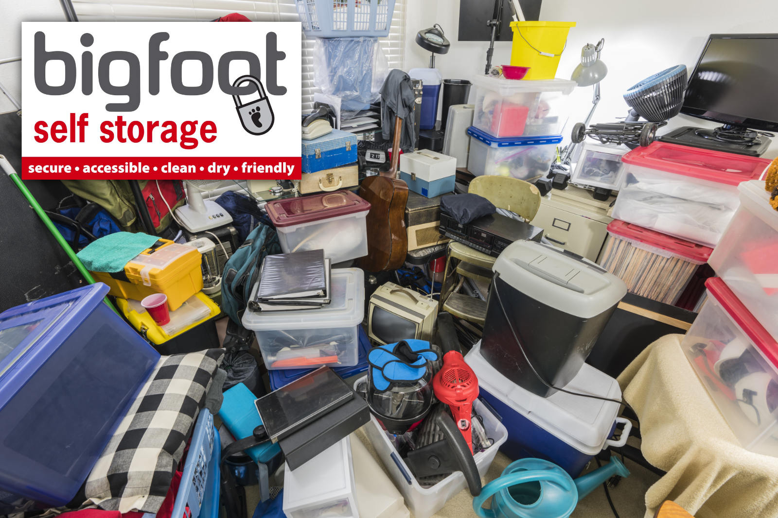 Creative small businesses that can use self storage