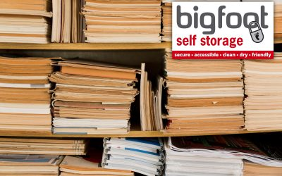 Why offsite storage is best for documents