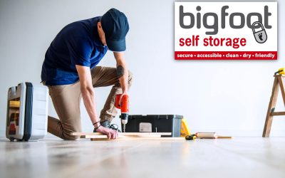 2 reasons why you need self storage for home renovations