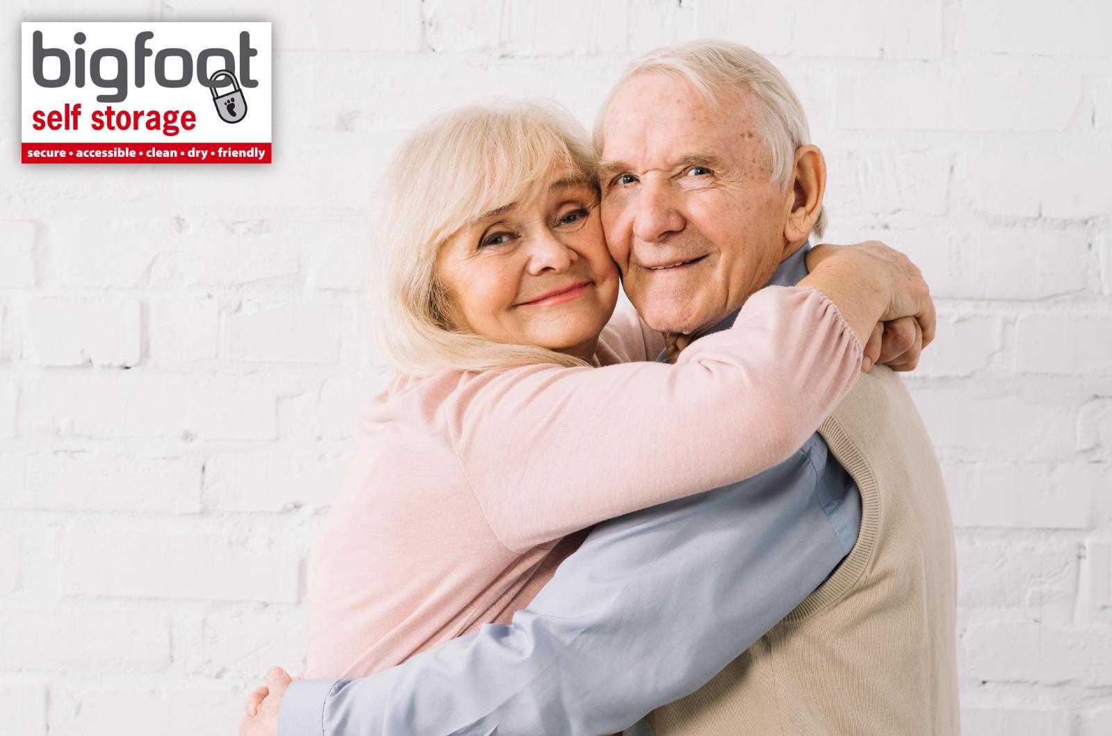 Decluttering your elderly parent's home