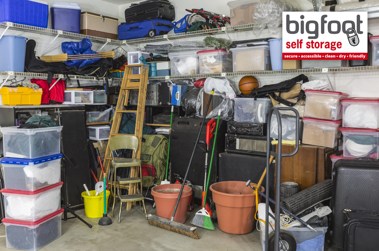 Tips for choosing the right size storage unit