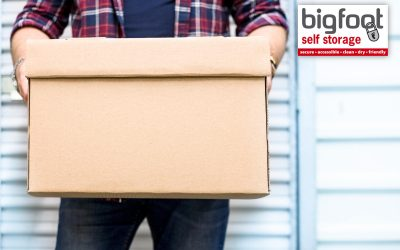 3 ways to declutter your storage unit