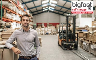 3 reasons to use business self storage for your stock