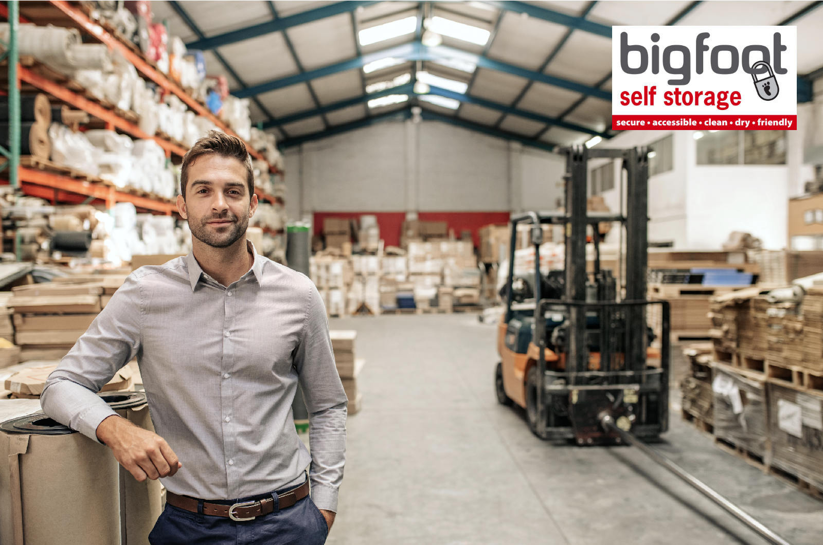 Reasons to use business self storage for your stock