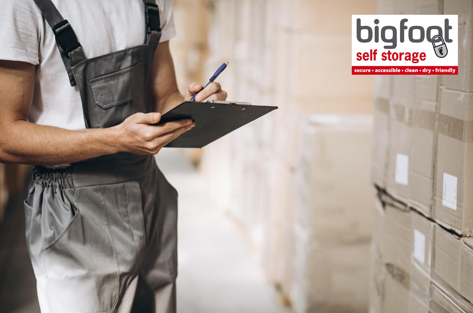 Ways storage units can help your business