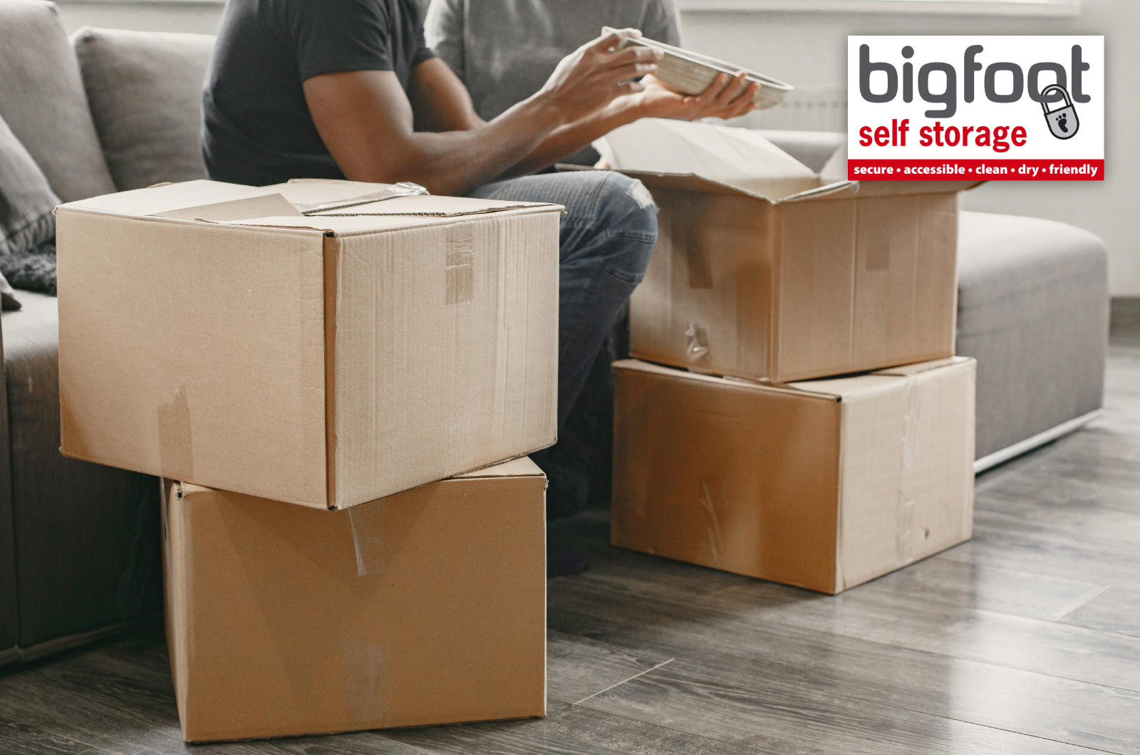 Storage tips for first time renters